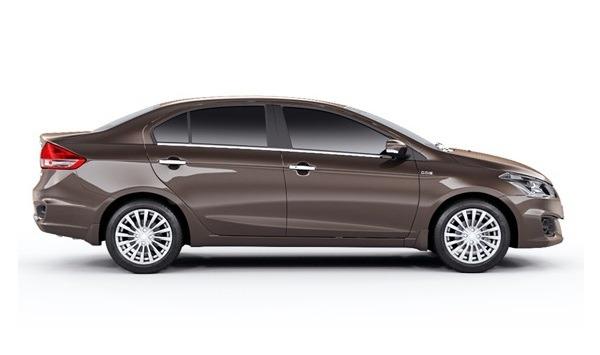 Visual Comparison: Suzuki Alivio Pro (Ciaz) Pre-Facelift vs Facelift 1