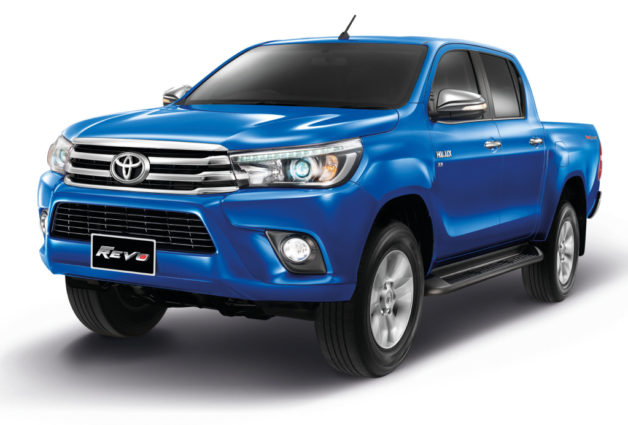 50 Years of Toyota Hilux 26