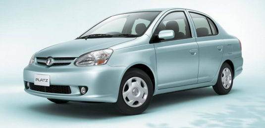 History: Toyota Yaris All Generations 11