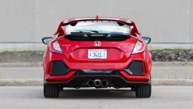 Honda Civic Type R is the Fastest Front-Wheel-Drive Car at Magny-Cours 5