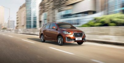 2018 Datsun GO and Datsun GO+ Facelift Launched in Indonesia 5