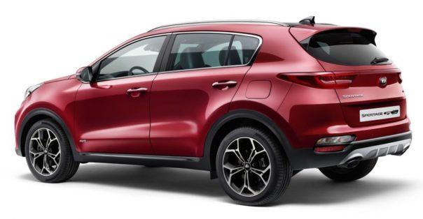 2018 Kia Sportage Facelift Revealed 2