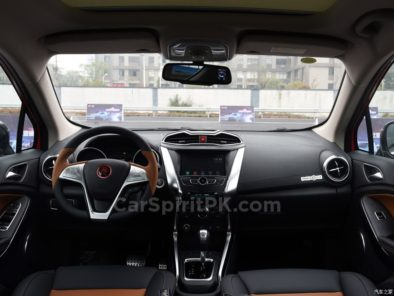 BYD Yuan Subcompact Crossover 31