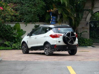 BYD Yuan Subcompact Crossover 12