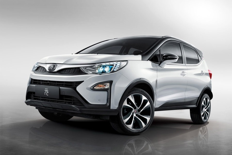 BYD Yuan Subcompact Crossover 51