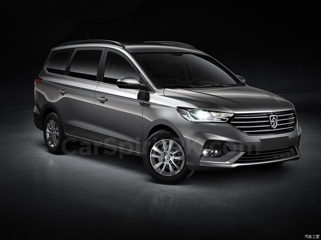 Baojun 360 MPV Launched in China 1