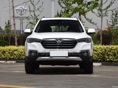 FAW Launches the 2018 Besturn X80 SUV in China 7