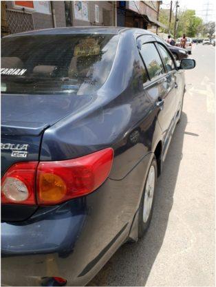 User Review: 2010 Toyota Corolla GLi of Khurram Memon 6