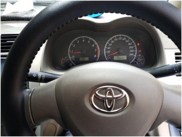 User Review: 2010 Toyota Corolla GLi of Khurram Memon 3