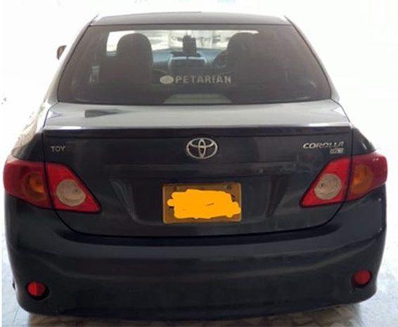 User Review: 2010 Toyota Corolla GLi of Khurram Memon 2