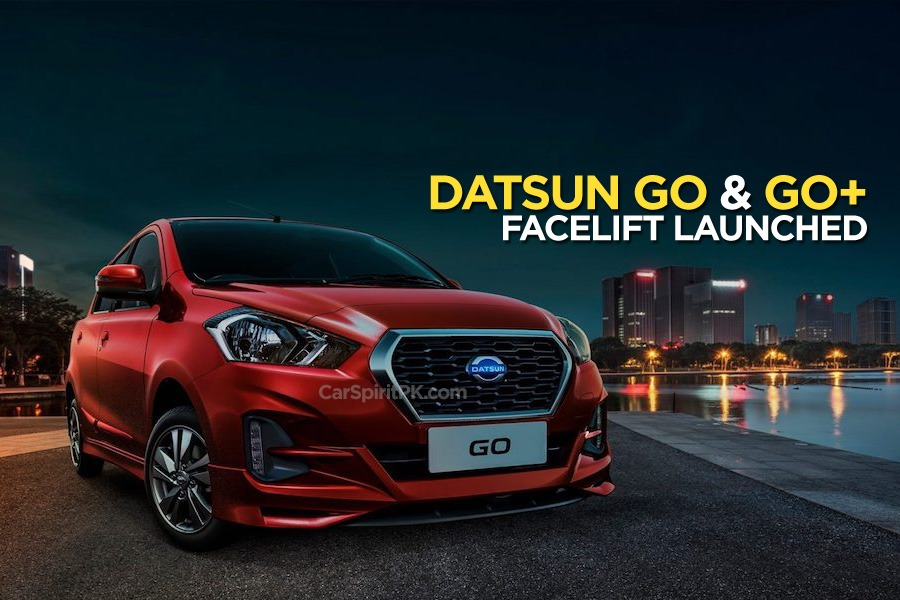 2018 Datsun GO and Datsun GO+ Facelift Launched in Indonesia 8