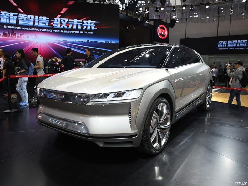 BYD Steals the Spotlight at 2018 Beijing Auto Show 2