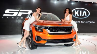 Kia to Begin Operations in India with SP-Concept Based SUV 2
