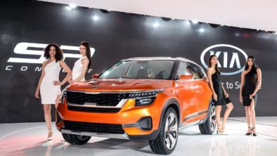 Kia to Begin Operations in India with SP-Concept Based SUV 3