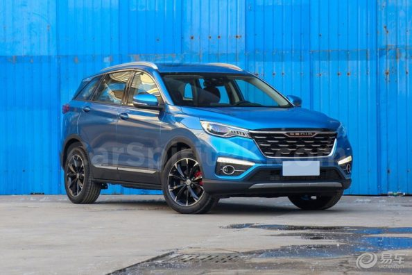 FAW All Set to Launch Senia R9 SUV in China 1