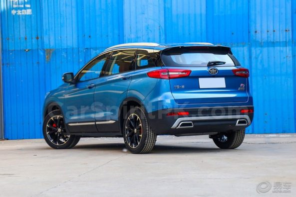 FAW All Set to Launch Senia R9 SUV in China 2