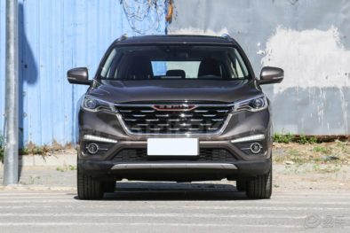 FAW All Set to Launch Senia R9 SUV in China 10