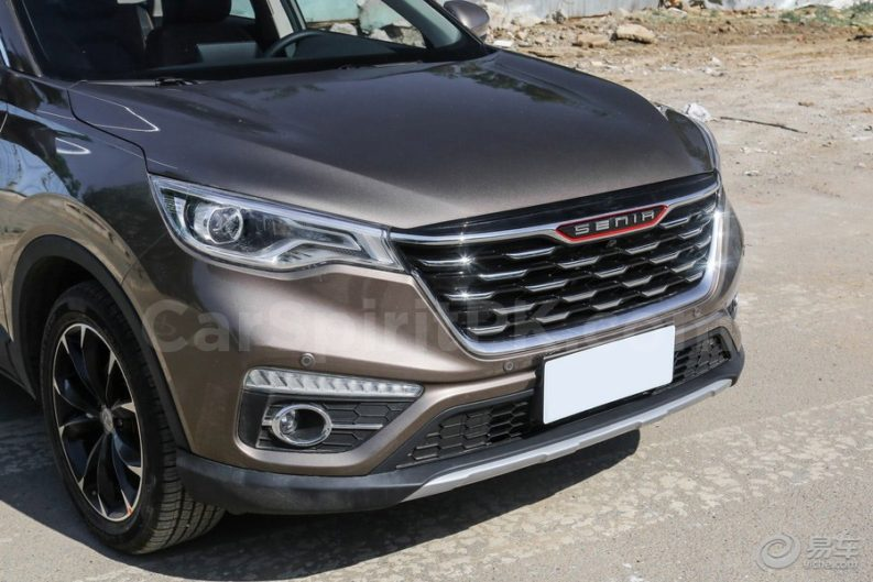 FAW All Set to Launch Senia R9 SUV in China 16