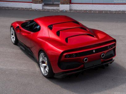 Ferrari Unveils the Latest One-off SP38 4