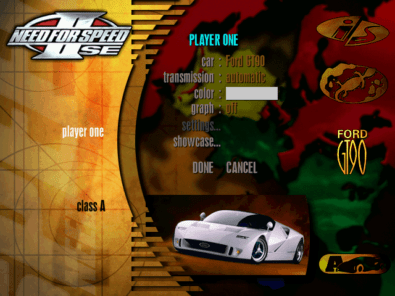 Remembering Need For Speed II-SE and It's Cars 13