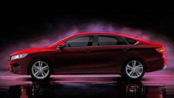 Geely to Launch its First Sports Sedan in Q3 2018 5