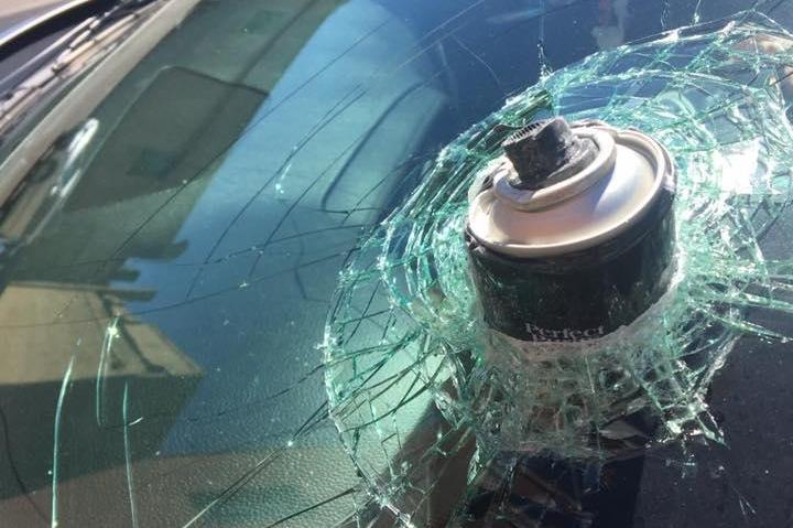 Pressurized Containers in Cars May Explode Due to Extreme Heat 5