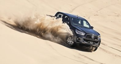 Toyota Introduces the Limited Edition Hilux Dakar in South Africa 4