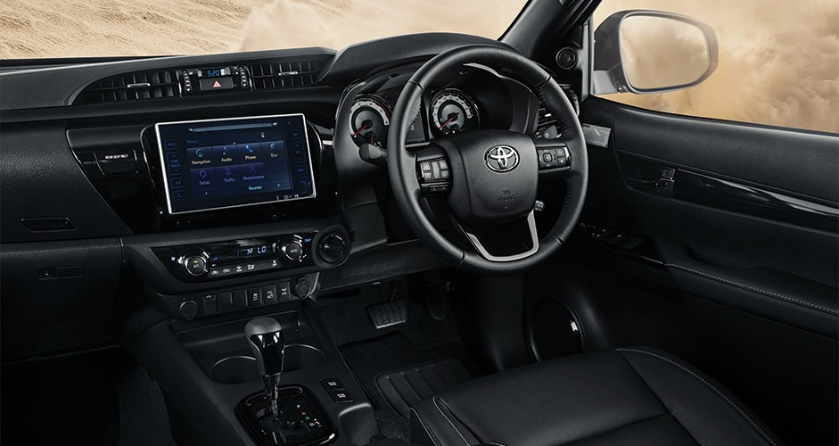 Toyota Introduces the Limited Edition Hilux Dakar in South Africa 6