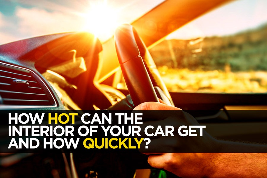 How Hot Can the Interior of Your Car Get and How Quickly? 2