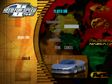 Remembering Need For Speed II-SE and It's Cars 16
