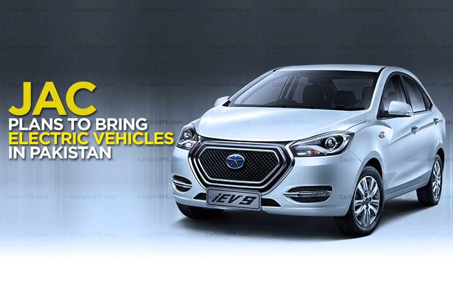 JAC Plans to Bring Electric Vehicles in Pakistan 8