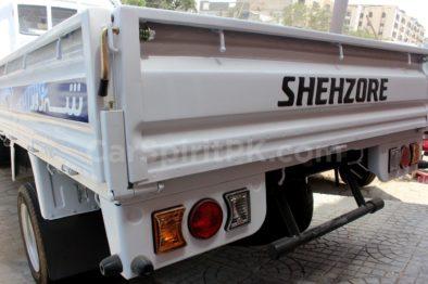 Comparison: Daehan Shehzore vs JAC X200 38