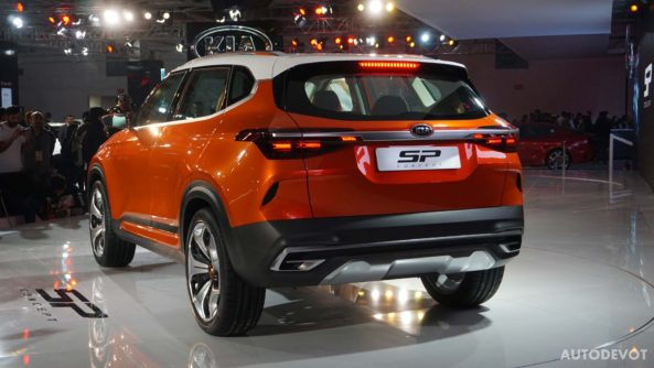Kia to Begin Operations in India with SP-Concept Based SUV 13