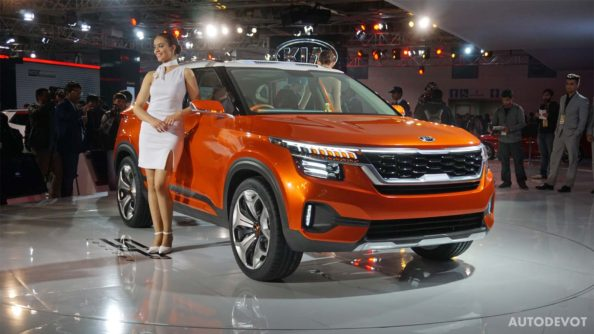 Kia to Begin Operations in India with SP-Concept Based SUV 12