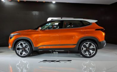 Kia to Begin Operations in India with SP-Concept Based SUV 9