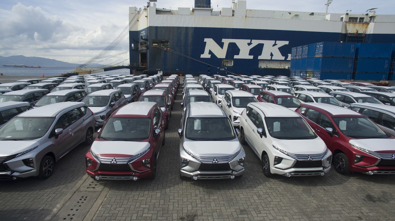 First Batch of Mitsubishi Xpander Reaches Philippines 5