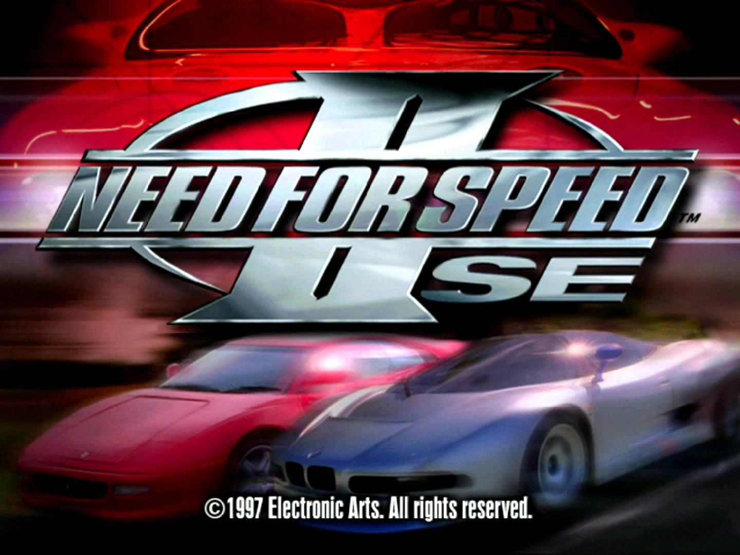 Remembering Need For Speed II-SE and It's Cars 1