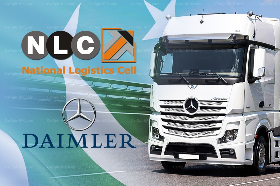 NLC, Daimler AG Sign MoU for Assembly of Mercedes-Benz Trucks in Pakistan 3