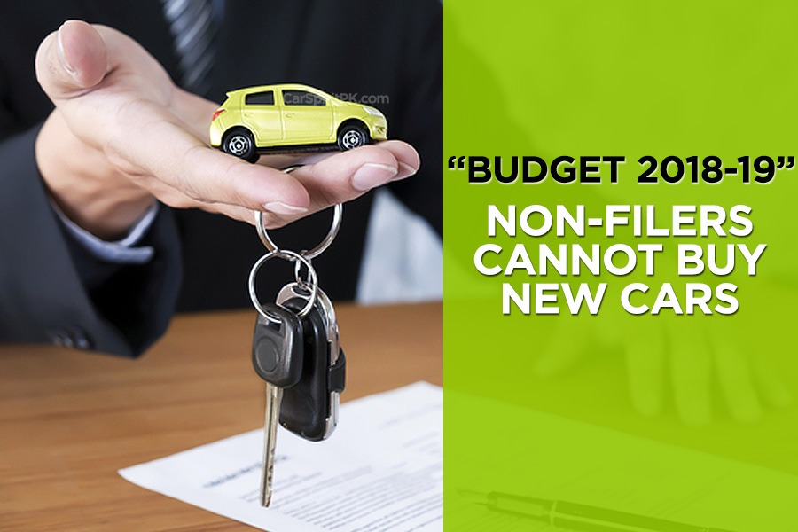 Budget 2018-19: Non Income Tax Filers Won't be able to buy New Cars 7