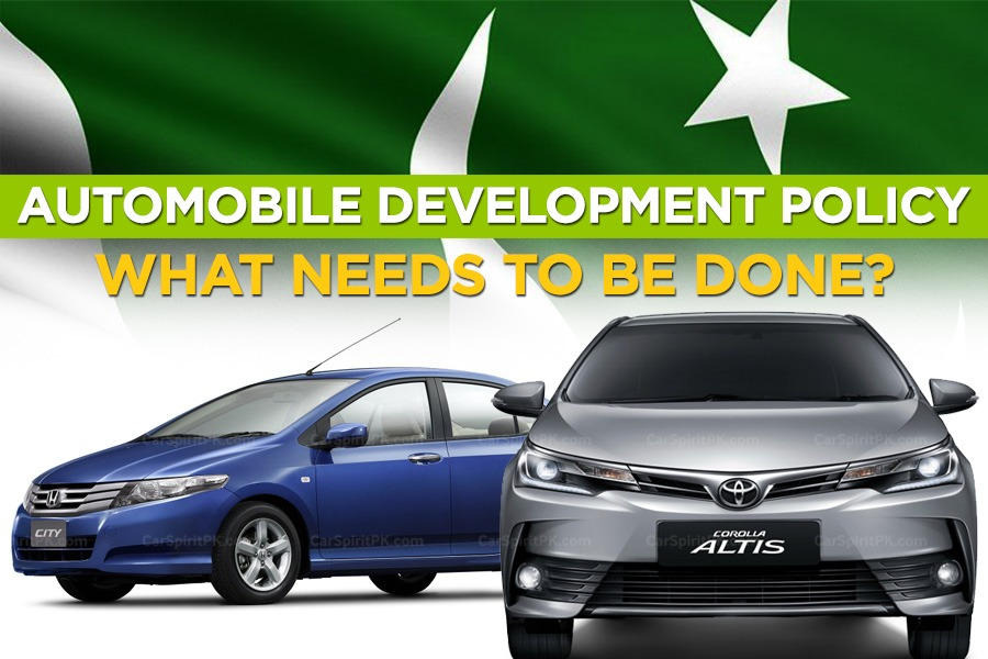 Pakistan Auto Policy: What Needs to be Done? 2