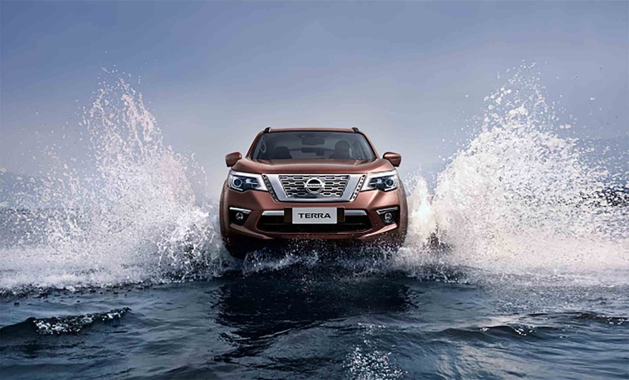 Nissan Terra Officially Unveiled in Philippines 3