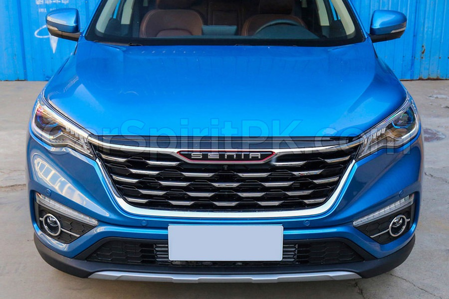 FAW All Set to Launch Senia R9 SUV in China 3
