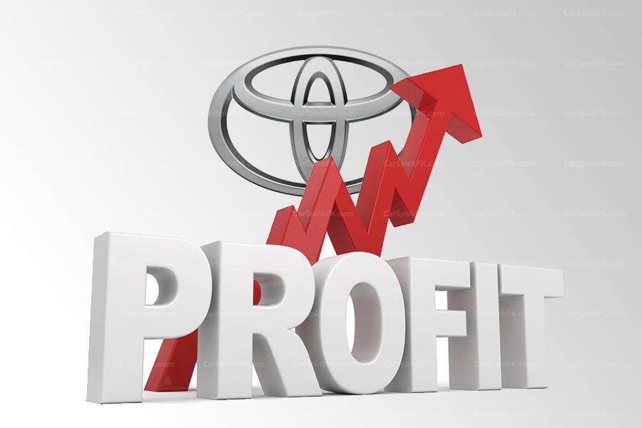 Toyota Announces Record Net Profit of ¥2.49 Trillion 4