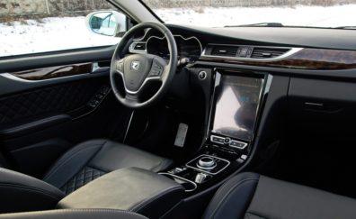 Zotye to Challenge Tesla Model 3 with the Z500EV 8