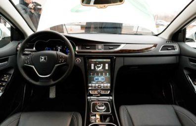 Zotye to Challenge Tesla Model 3 with the Z500EV 9