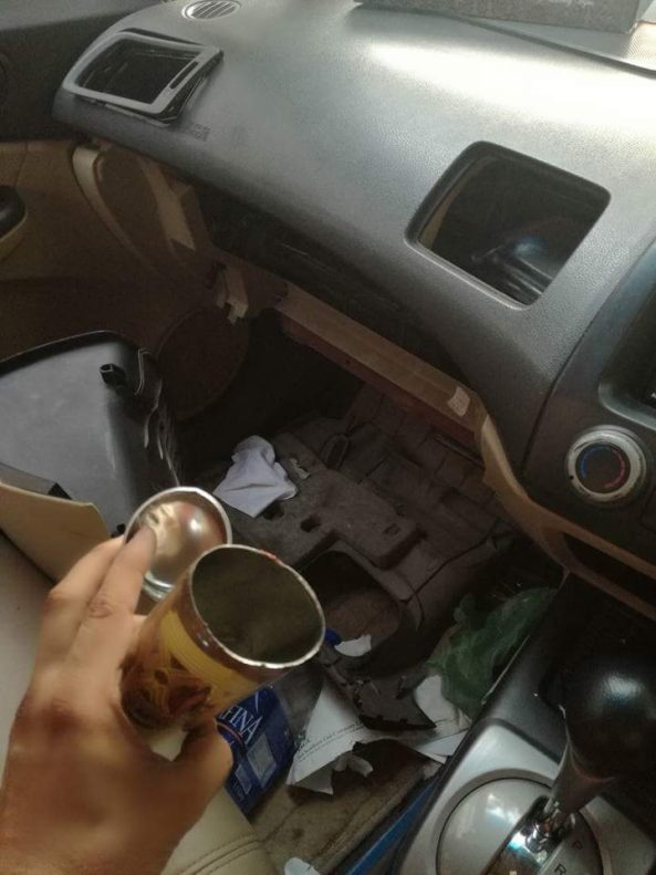Pressurized Containers in Cars May Explode Due to Extreme Heat 2