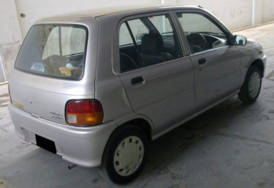 Daihatsu Cuore is Badly Missed 3