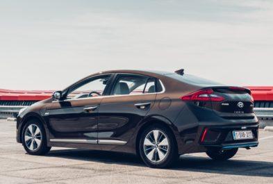 Hyundai Ioniq Hybrid Spotted Again 3