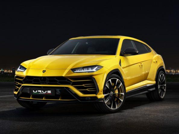 Official Photos: Huansu Auto's Lamborghini Urus Clone 3