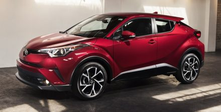 """Toyota Admits it had a """"Rather Bland Design"""" Language in the Past 2"""